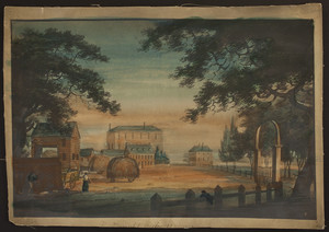 Haymarket Theatre, Boston, September 28, 1798