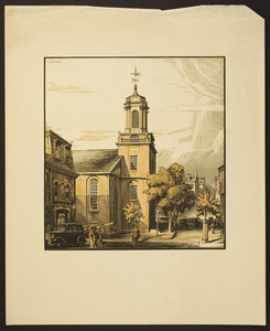 Charles St. Meeting House