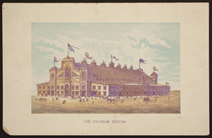 Coliseum, Boston