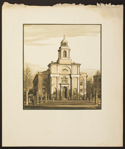 St. Stephen's, the Bulfinch Church, Hanover St.