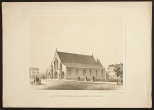 Church of the Messiah, Florence St. Boston