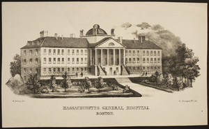 Massachusetts General Hospital, Boston