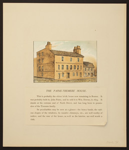 The Paine-Tremere House