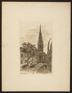 Christ Church, 1723, Boston, Mass., undated