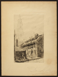 Christ Church, Boston, Mass., undated
