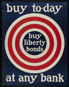 Buy to-day at any bank--buy liberty bonds