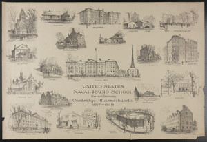 United States Naval Radio School, Harvard University