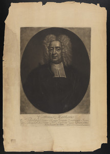 Cottonus Matherus [Cotton Mather]