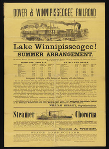 Dover and Winnipisseogee Railroad