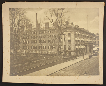 Exterior view of Tremont House