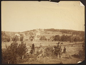 View of Woodlands, ca. 1865