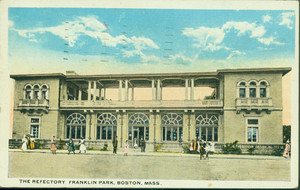 Refectory, Franklin Park, Roxbury, Mass.