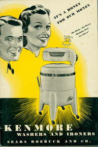 Modern home laundering, a book of practical information based on tested methods, Lever Brothers Co., New York