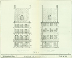 Historic American Buildings Survey architectural collection (AR018)