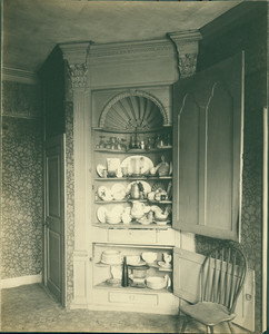 Jaffrey House cupboard