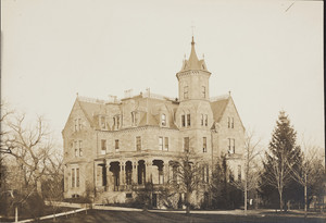 Aaron D. Williams mansion, Roxbury, Mass.