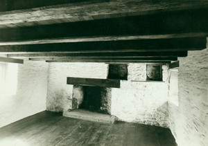 North front chamber, second floor, Whitfield House, looking north