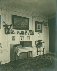 A 48-inch panel, Gardner House