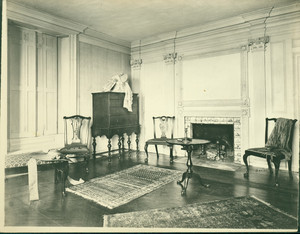 Chamber, Wentworth-Gardner House, Portsmouth