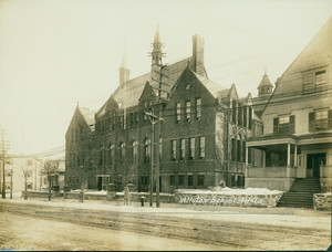 Allston School, Allston, Mass., undated