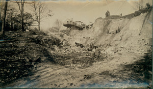 Quarry at Franklin Park, Roxbury, Mass., ca. 1887