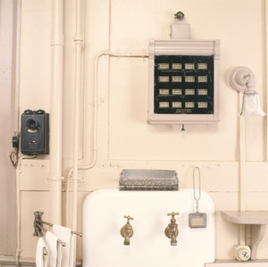 Bell system, Codman House, Lincoln, Mass.
