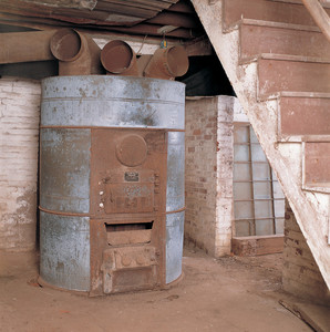 Furnace, Roseland Cottage, Woodstock, Conn.