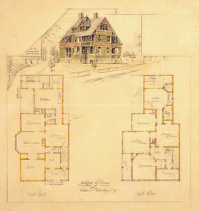 Henry M. Francis architectural collection (AR007)