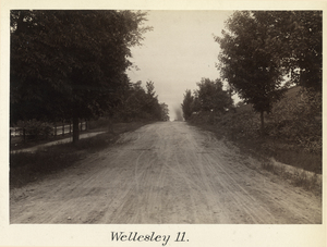 Boston to Pittsfield, station no. 11, Wellesley
