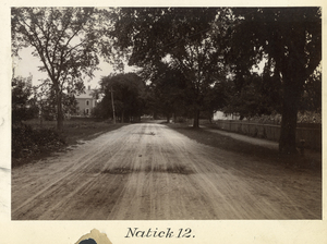 Boston to Pittsfield, station no. 12, Natick