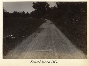 Boston to Pittsfield, station no. 20, Southboro