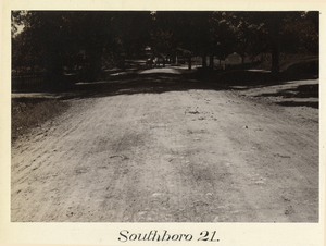Boston to Pittsfield, station no. 21, Southboro