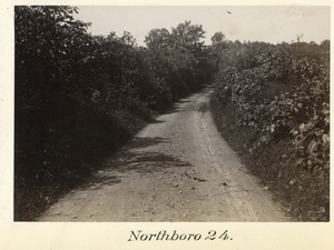 Boston to Pittsfield, station no. 24, Northboro