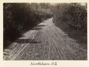 Boston to Pittsfield, station no. 25, Northboro