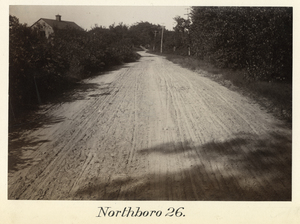 Boston to Pittsfield, station no. 26, Northboro
