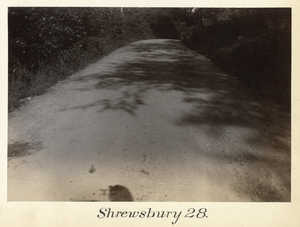 Boston to Pittsfield, station no. 28, Shrewsbury