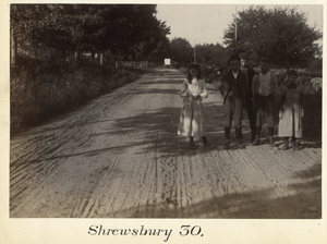 Boston to Pittsfield, station no. 30, Shrewsbury