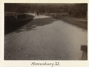 Boston to Pittsfield, station no. 31, Shrewsbury