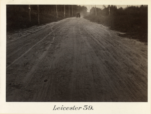 Boston to Pittsfield, station no. 39, Leicester