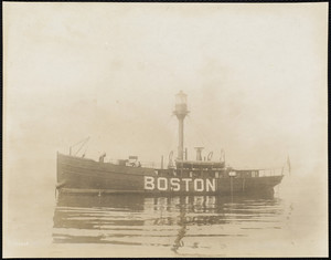 Boston Light Ship