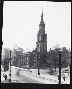Arlington St. Church, Boston
