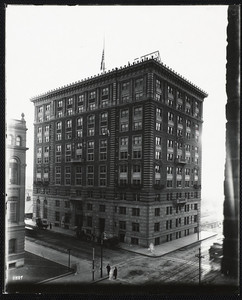 Lenox Hotel, Boylston at Exeter St., Boston, Mass.