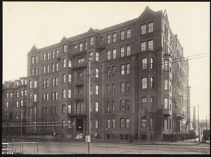 Berkeley Hotel, Boylston and Berkeley Streets, Boston, Mass., undated