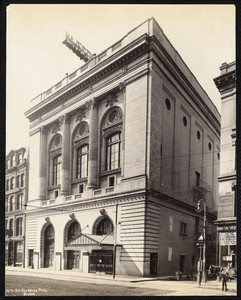 Majestic Theatre, Tremont Street, Boston, Mass., 1903