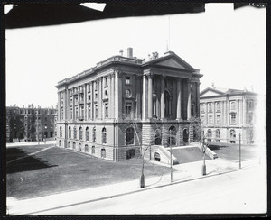 Rogers Building, M.I.T., Boylston Street between Berkeley and Clarendon Streets, Boston, Mass., May 1911