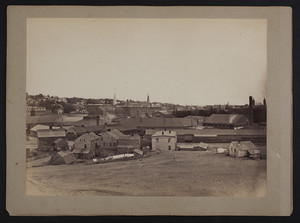Unidentified View of College Hill, Providence, R.I.