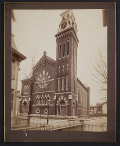 Unidentified Church, Providence, R.I.