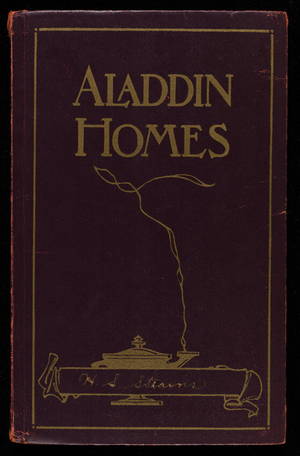 Aladdin homes built in a day catalog no. 30, The Aladdin Company, Bay City, Michigan