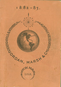 Fall & winter catalogue, Jordan, Marsh & Co., Boston, Mass.