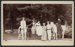 Sears family of Waltham photographic collection (PC060)